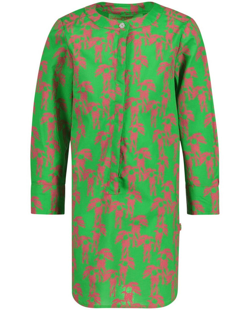 Robes - bright green - Grasgroene hemdjurk